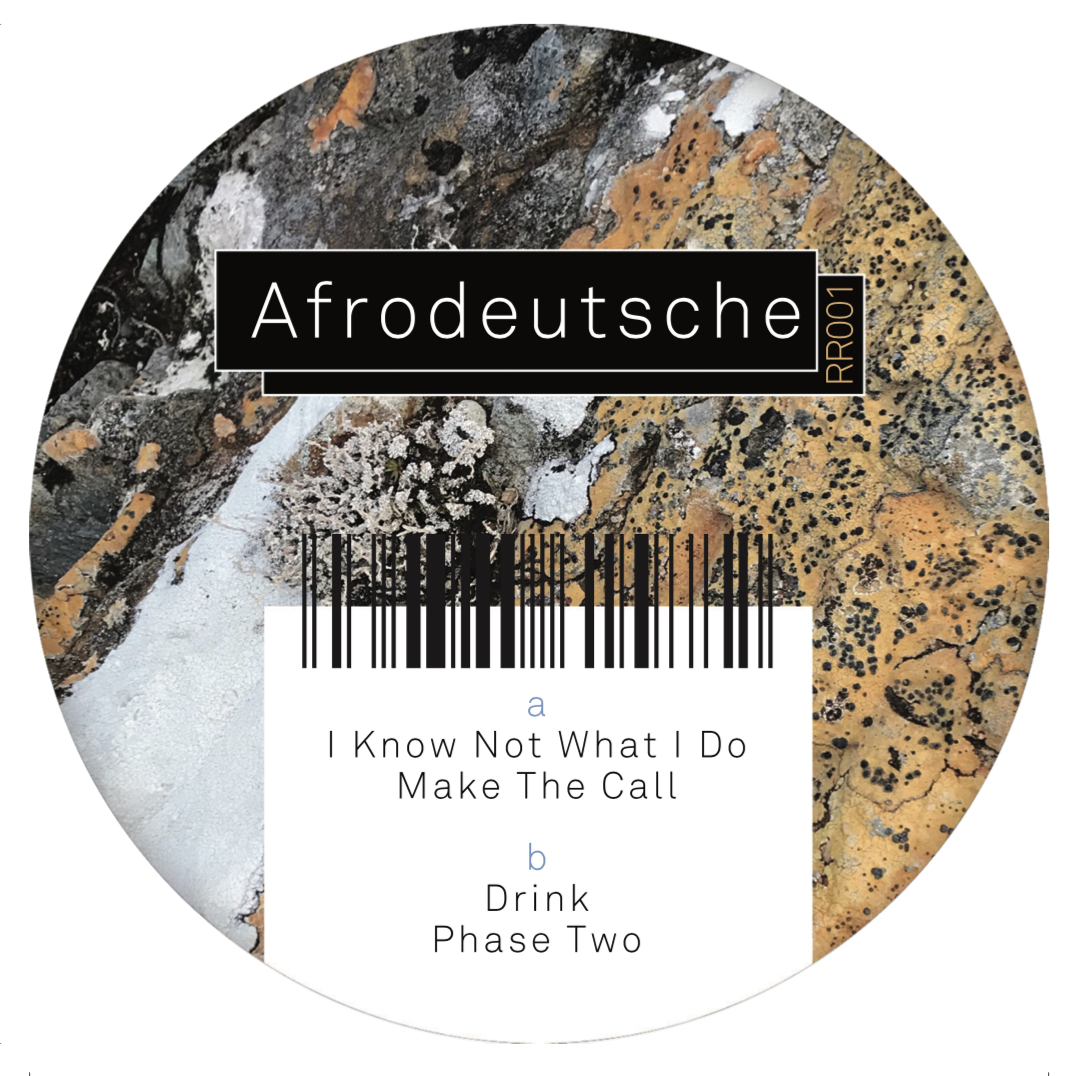 Afrodeutsche - RR001