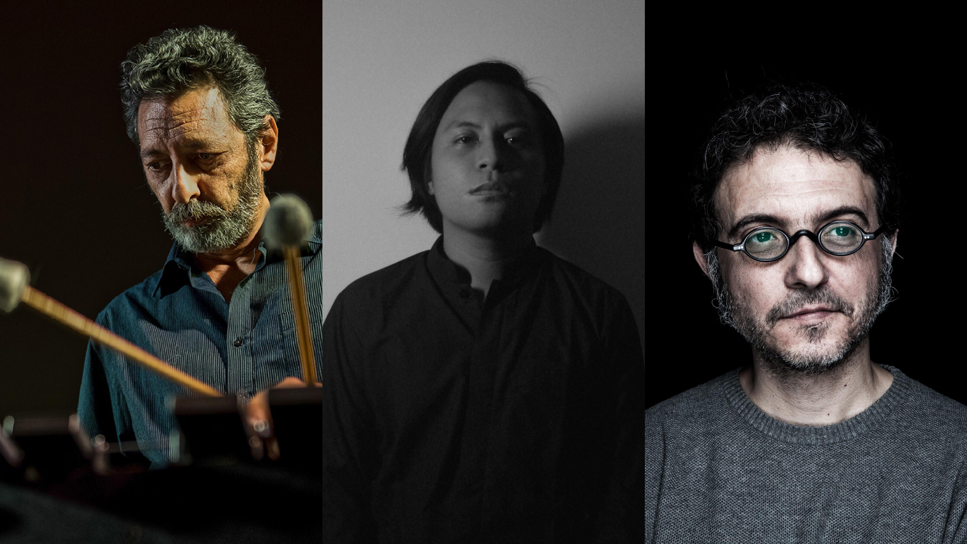 Alessandro Di Puccio, Fahmi Mursyid, Donato Dozzy