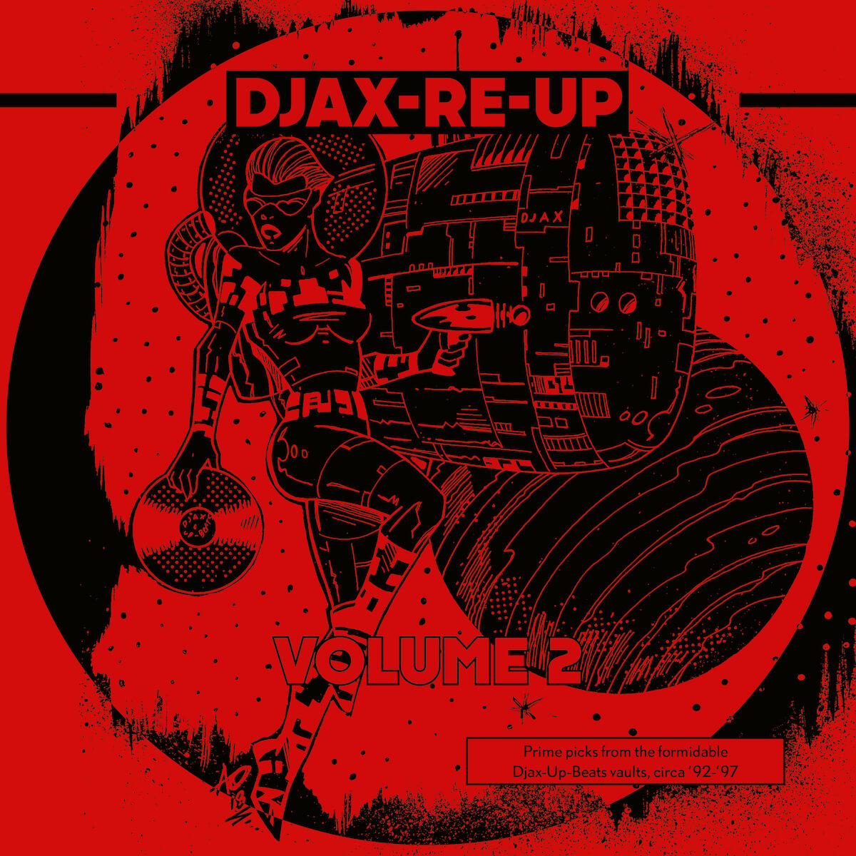 Djax Re Up Volume 2