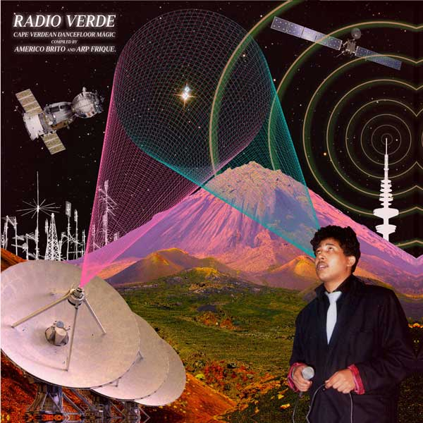 Radio Verde (Compiled by Americo Brito & Arp Frique)