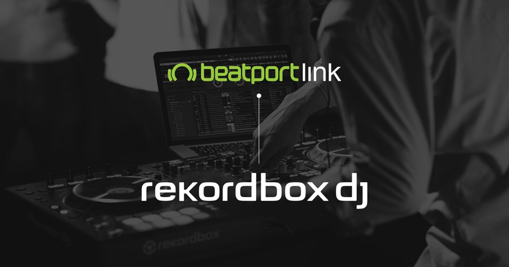 rekordbox Beatport LINK