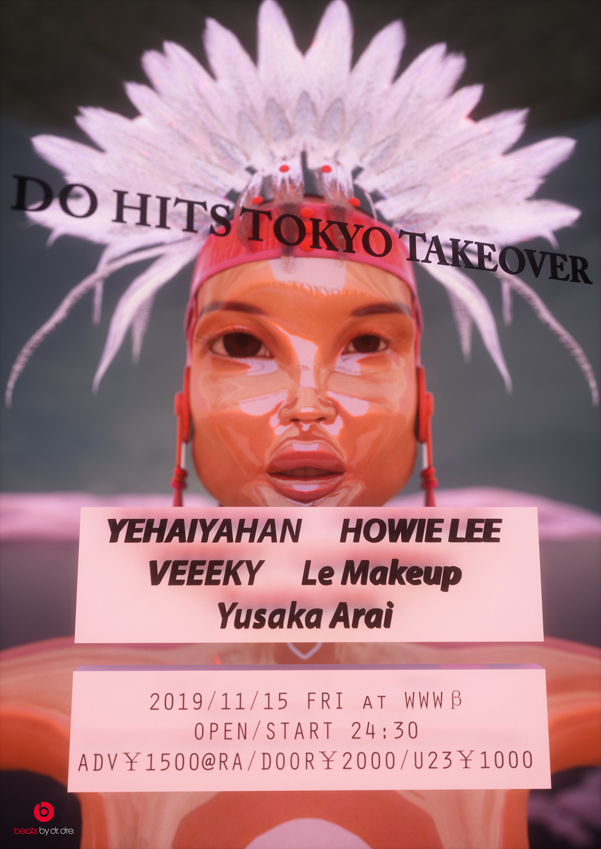 Do Hits Tokyo Takeover