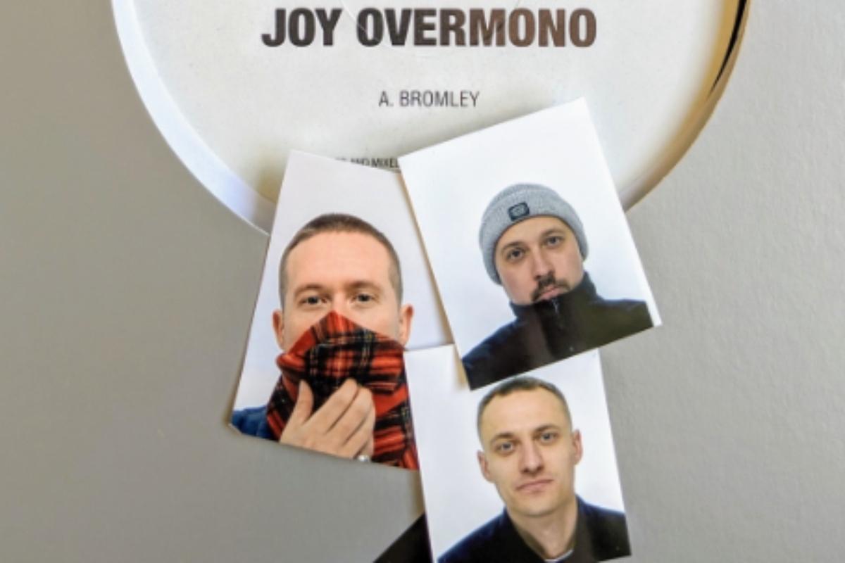 Joy Overmono - Bromley
