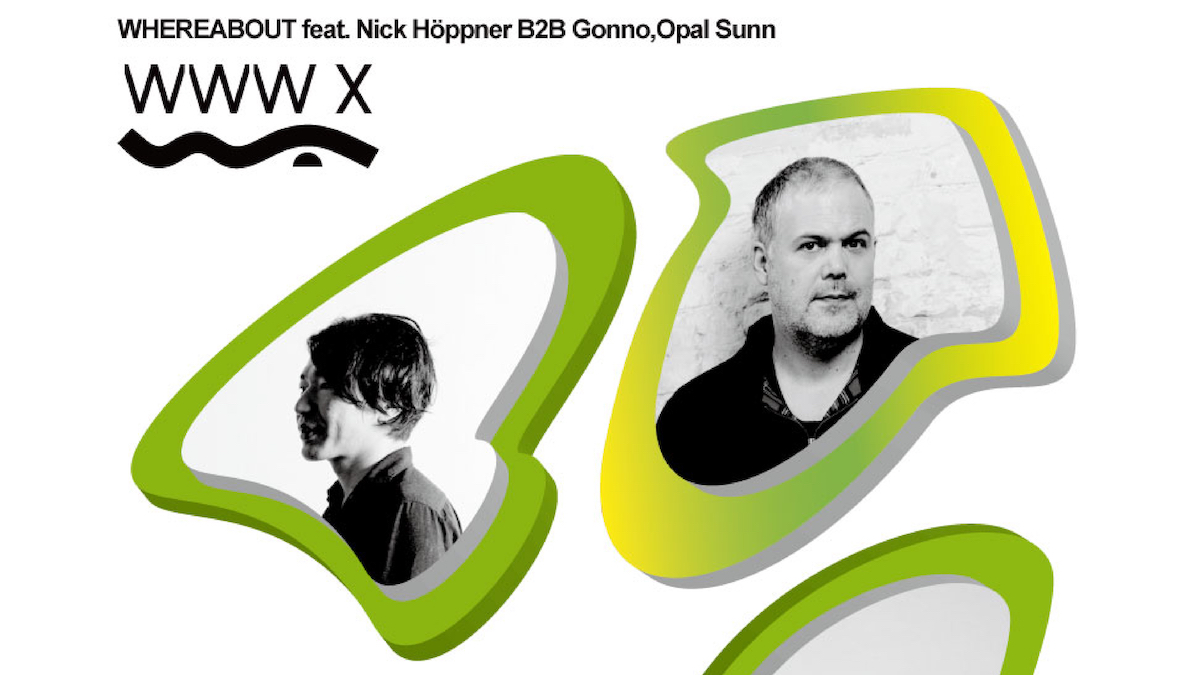 Playlist- Best Track of Nick Höppner & Gonno selected by Opal Sunn