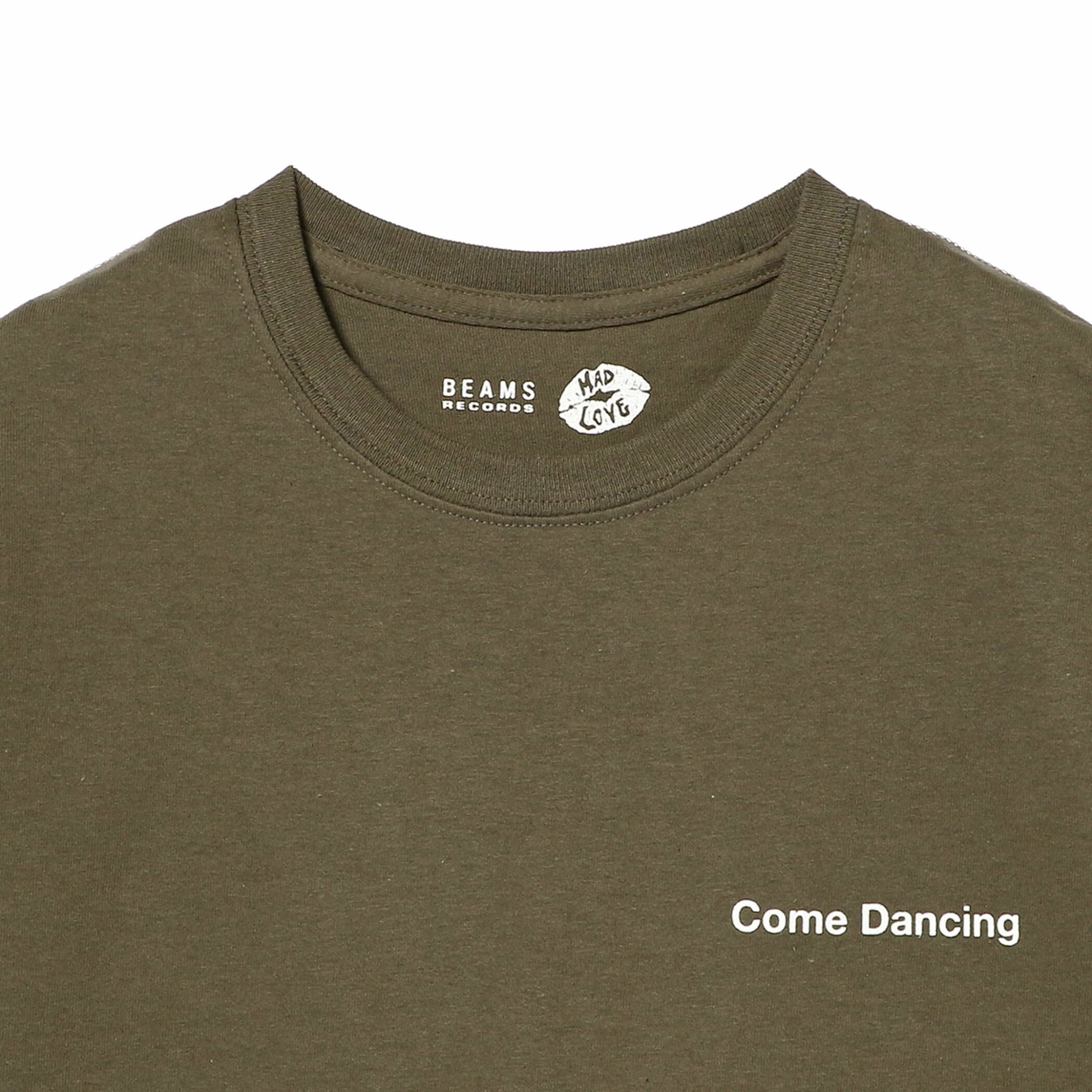 COME DANCING Short Sleeve T-shirt