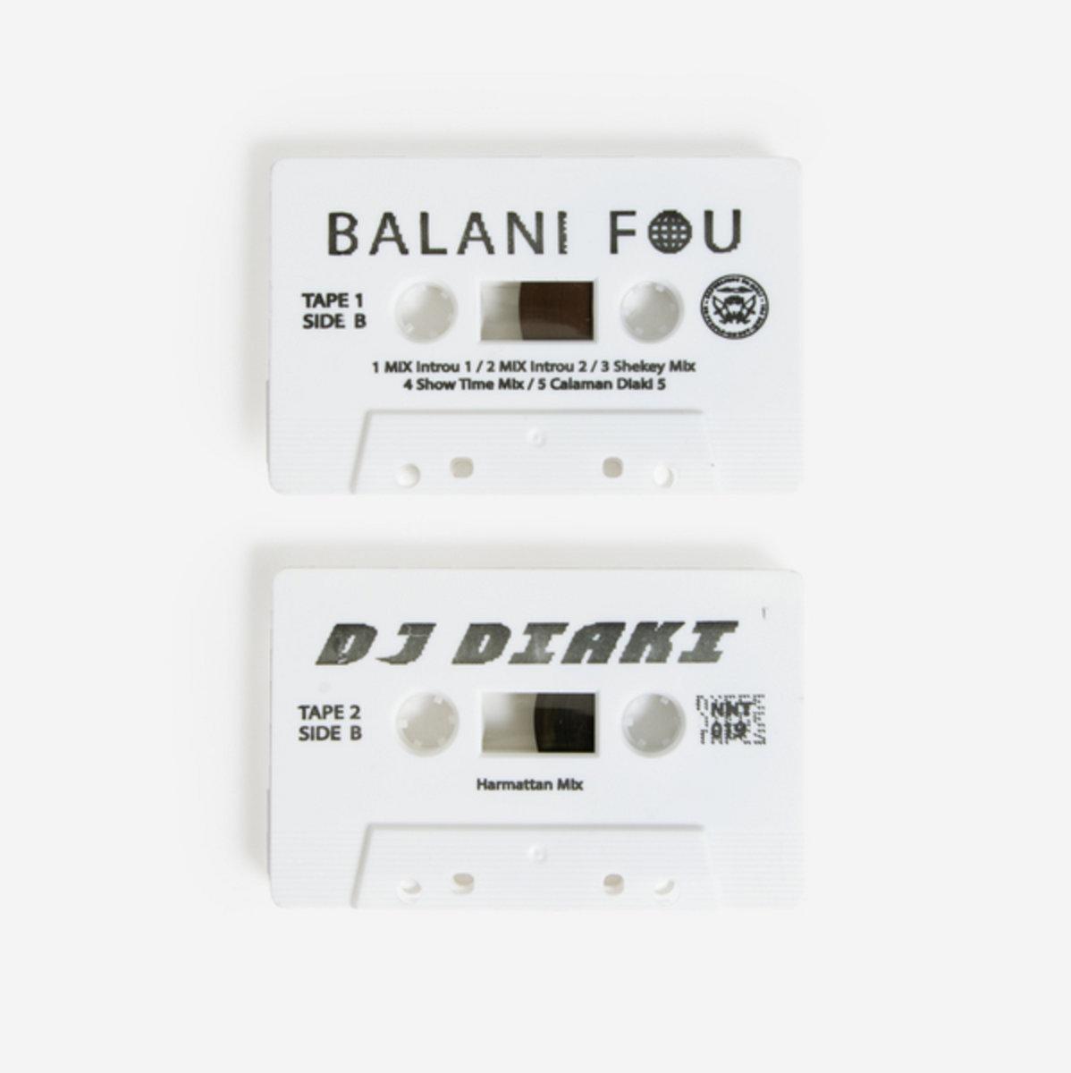 Dj DIaki - Balani Fou