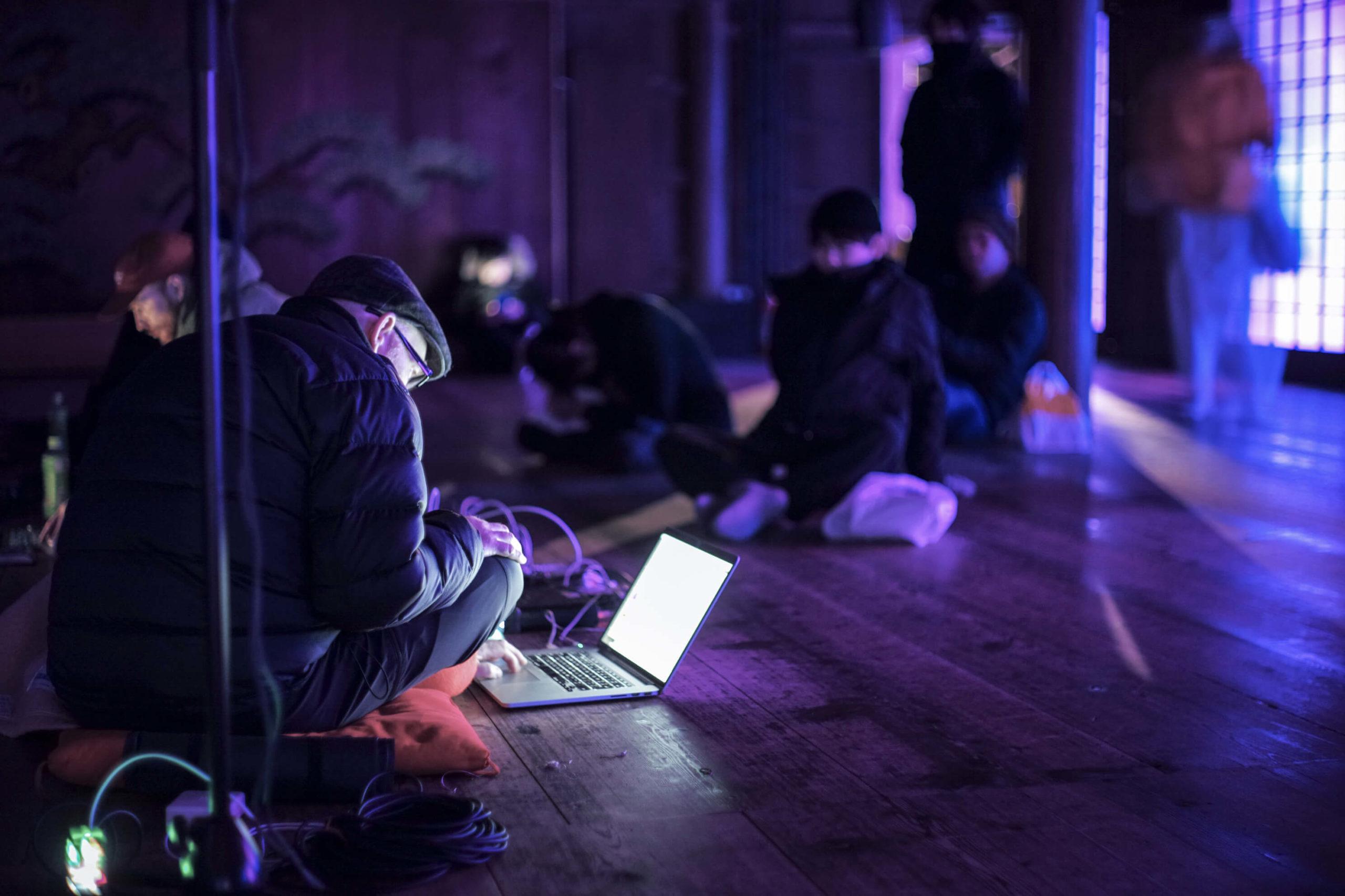 "REITEN presents GANCHIKU PROJECT ""Multi Sound Ambient Live Performances"""