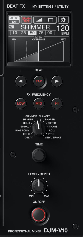 DJM-V10 BEAT FX