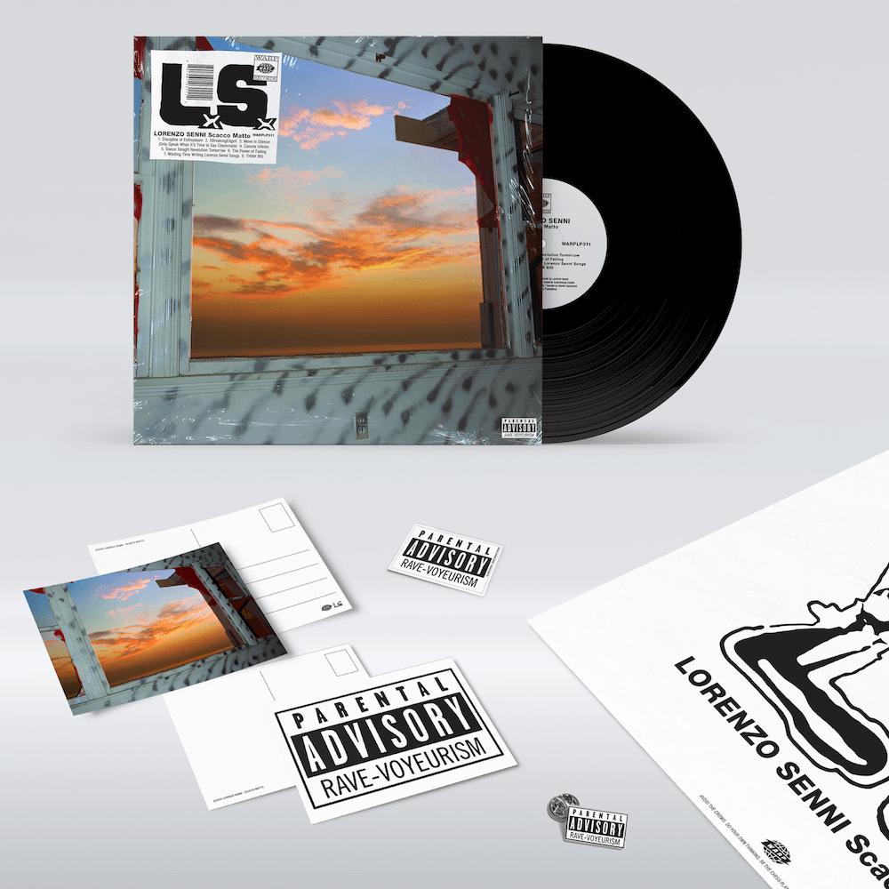 Scacco Matto - Limited Vinyl