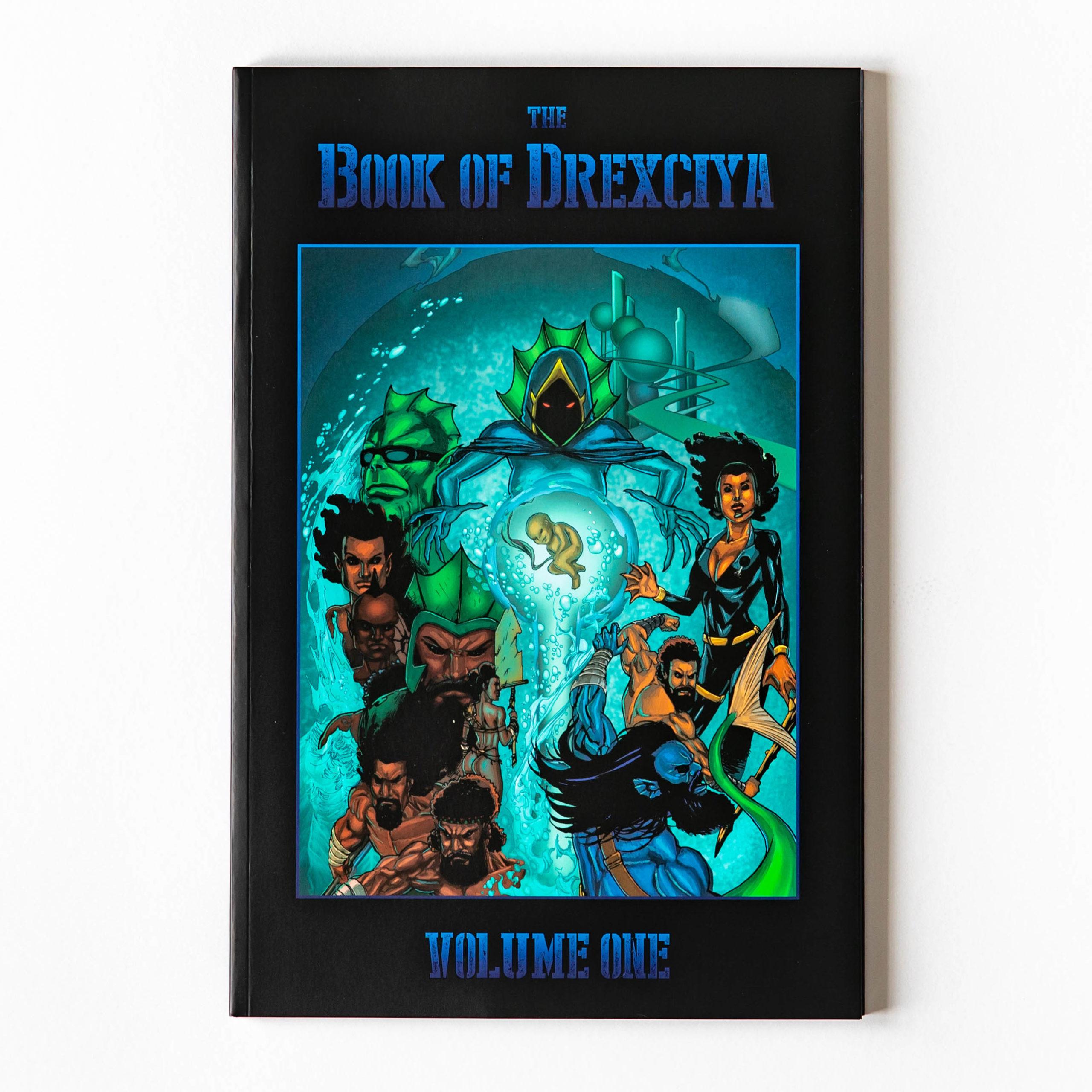 The Book of Drexciya Vol.1