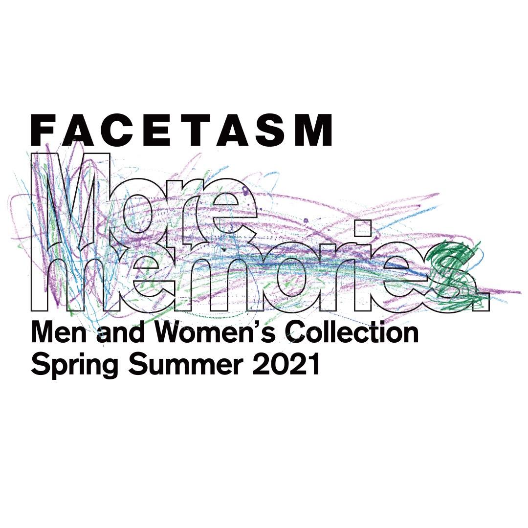 FACETASM Men and Women's Collection Spring Summer 2021