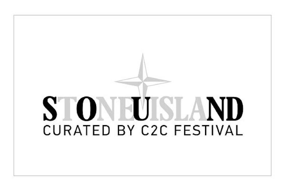 STONE ISLAND SOUND Stone Island & C2C Festival