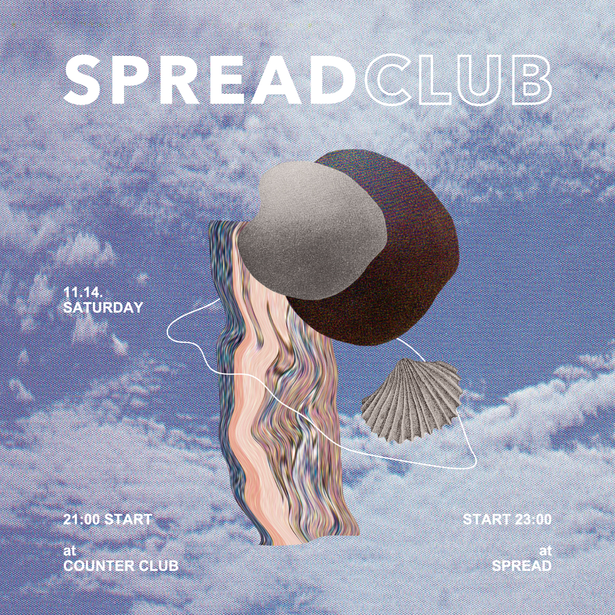 SPREAD CLUB