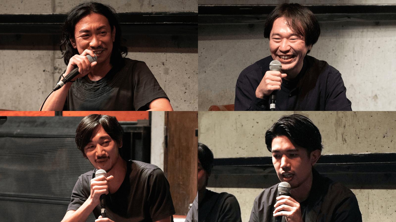 DJ NOBU / Gonno / Yuji Murai / Takashi Koga