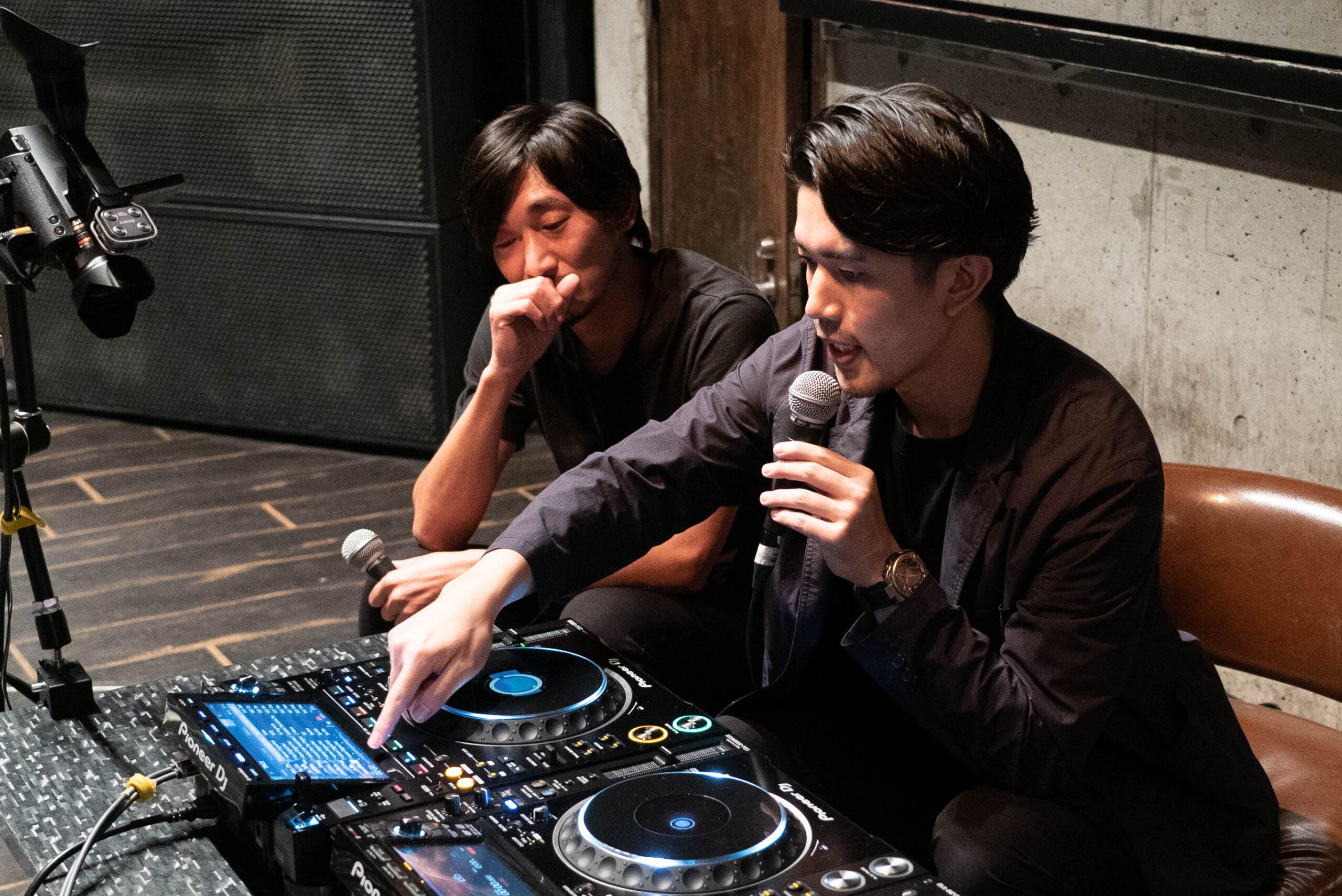 Pioneer DJ Takashi Koga