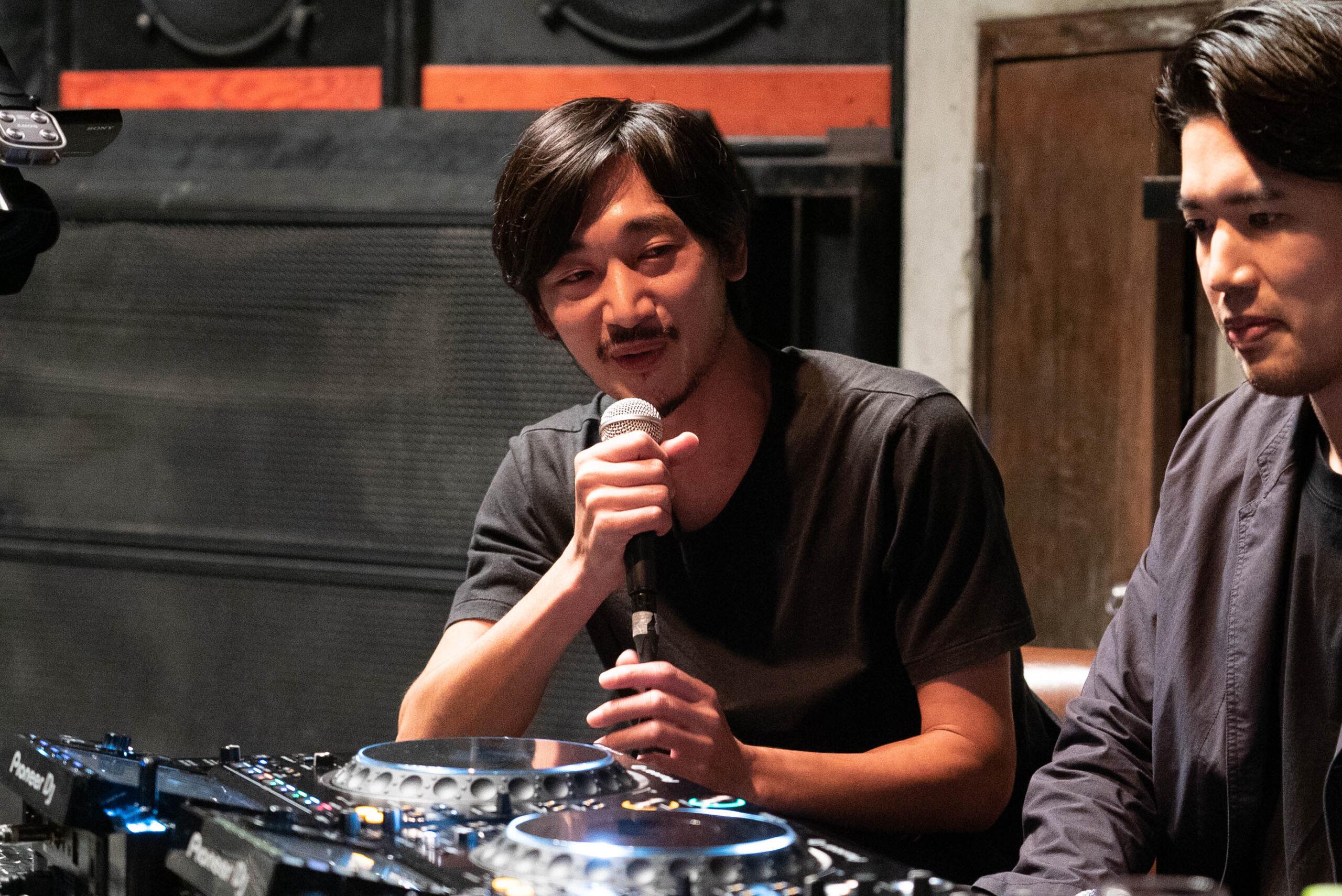 Pioneer DJ Yuji Murai