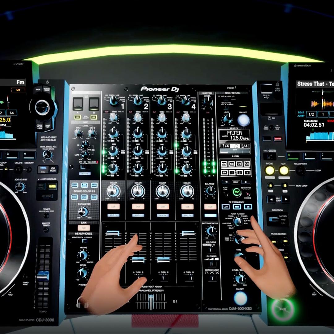Tribe XR x Pioneer DJ